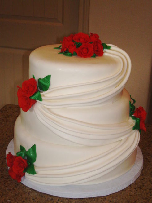 Wedding Cake Gallery - All About the Cake